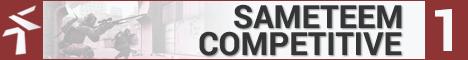 SameTeem.com | CSGO UK #1 | 128 Tick | Public | HLstatsX